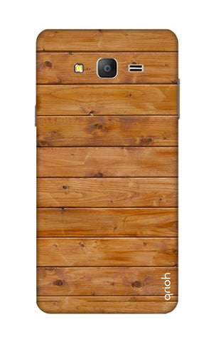 Natural Wood Samsung ON5 Cases & Covers Online