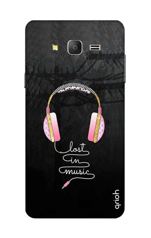 Lost In Music Samsung ON5 Cases & Covers Online