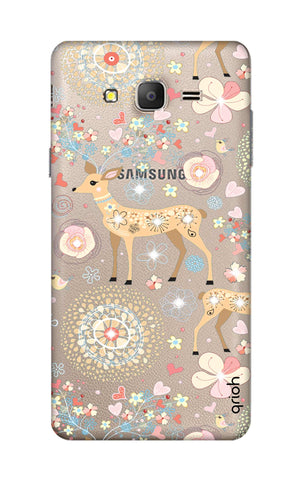 Bling Deer Samsung ON5 Cases & Covers Online