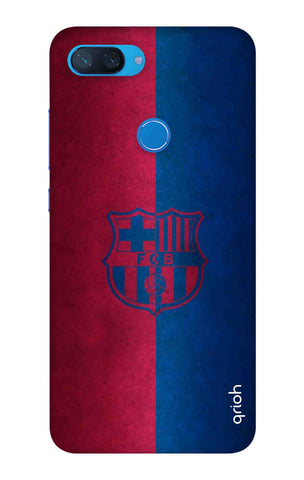 Football Club Logo Xiaomi Mi 8 Lite Cases & Covers Online