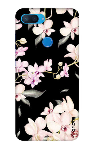 Seamless Flowers Xiaomi Mi 8 Lite Cases & Covers Online
