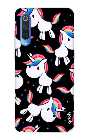 Colourful Unicorn Xiaomi Mi 9 SE Cases & Covers Online