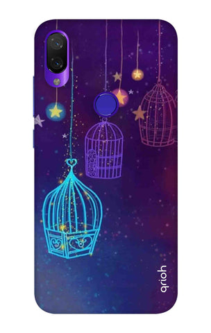 Cage In The Dark Xiaomi Mi Play Cases & Covers Online