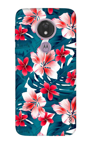 Floral Jungle Motorola Moto G7 Power Cases & Covers Online