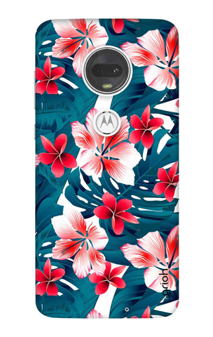Floral Jungle Motorola Moto G7 Cases & Covers Online