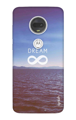Infinite Dream Motorola Moto G7 Cases & Covers Online