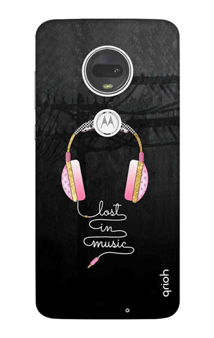 Lost In Music Motorola Moto G7 Cases & Covers Online