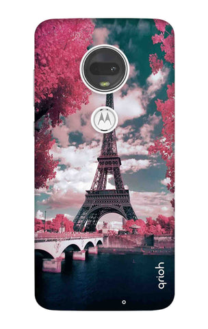 When In Paris Motorola Moto G7 Cases & Covers Online
