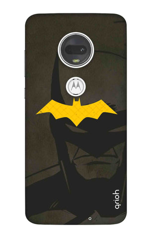 Batman Mystery Motorola Moto G7 Cases & Covers Online