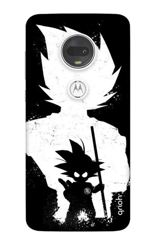 Goku Unleashed Motorola Moto G7 Cases & Covers Online