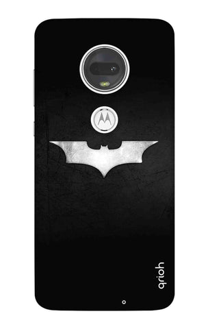 Grunge Dark Knight Motorola Moto G7 Cases & Covers Online
