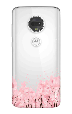 Cherry Blossom Motorola Moto G7 Cases & Covers Online