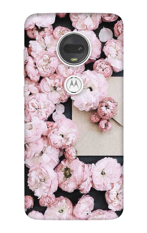 Roses All Over Motorola Moto G7 Cases & Covers Online
