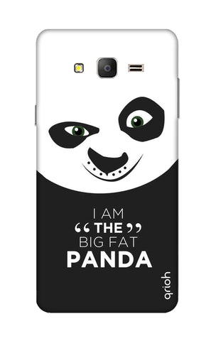 Big Fat Panda Samsung ON7 Cases & Covers Online