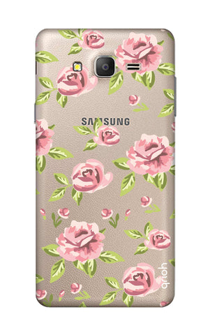 Elizabeth Era Floral Samsung ON7 Cases & Covers Online