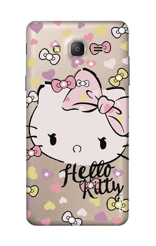Bling Kitty Samsung ON7 Cases & Covers Online
