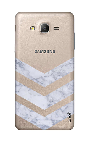 Marble Chevron Samsung ON7 Cases & Covers Online