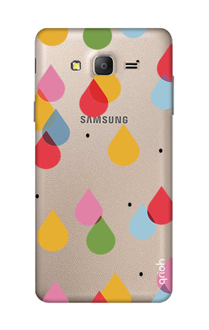 Colourful Drops Samsung ON7 Cases & Covers Online