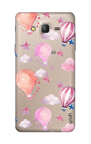 Flying Balloons Samsung ON7 Cases & Covers Online