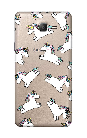 Jumping Unicorns Samsung ON7 Cases & Covers Online