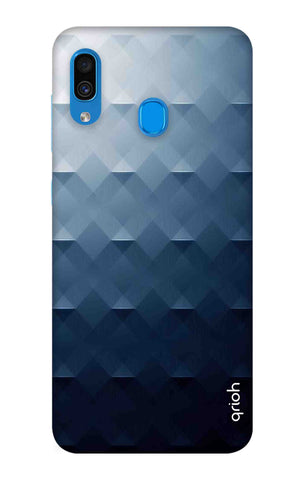 Midnight Blues Samsung Galaxy A30 Cases & Covers Online