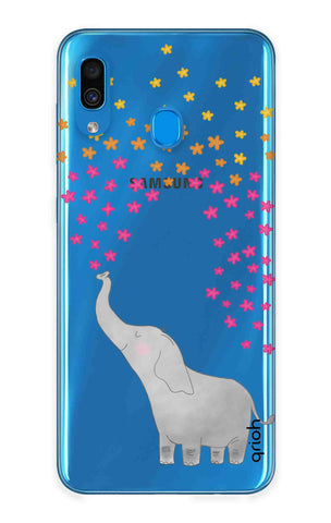 Cute Elephant Samsung Galaxy A30 Cases & Covers Online