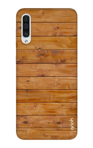 Natural Wood Samsung Galaxy A50 Cases & Covers Online
