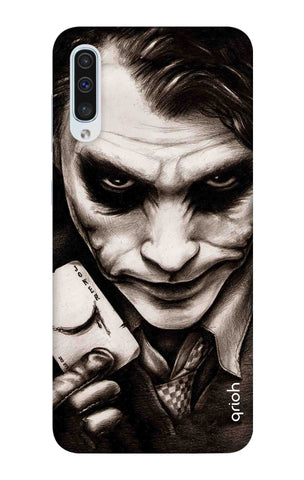 Why So Serious Samsung Galaxy A50 Cases & Covers Online