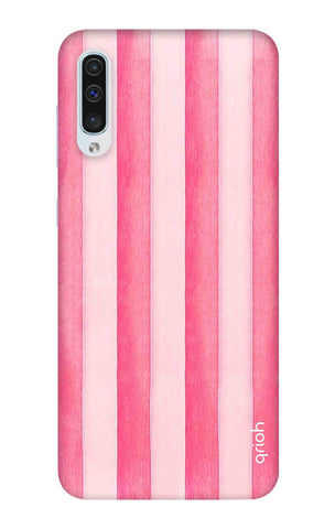 Painted Stripe Samsung Galaxy A50 Cases & Covers Online