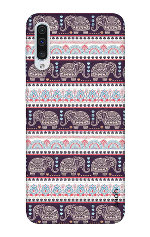 Elephant Pattern Samsung Galaxy A50 Cases & Covers Online