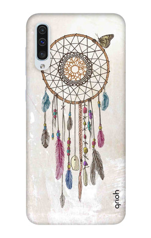 Butterfly Dream Catcher Samsung Galaxy A50 Cases & Covers Online