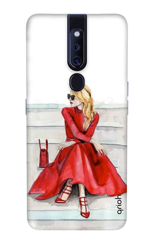 Definite Diva Oppo F11 Pro Cases & Covers Online