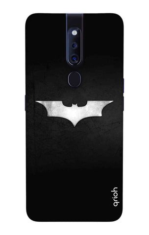 Grunge Dark Knight Oppo F11 Pro Cases & Covers Online