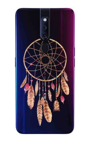 Vintage Dreamcatcher Oppo F11 Pro Cases & Covers Online
