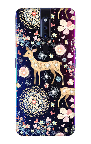 Bling Deer Oppo F11 Pro Cases & Covers Online