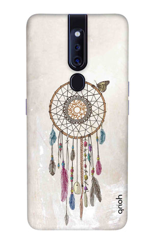 Butterfly Dream Catcher Oppo F11 Pro Cases & Covers Online