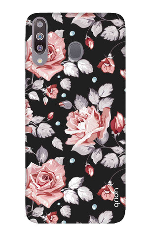 Shabby Chic Floral Samsung Galaxy M30 Cases & Covers Online