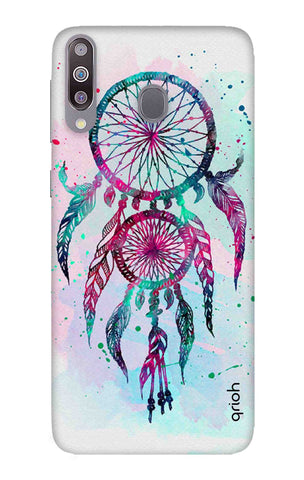 Dreamcatcher Feather Samsung Galaxy M30 Cases & Covers Online
