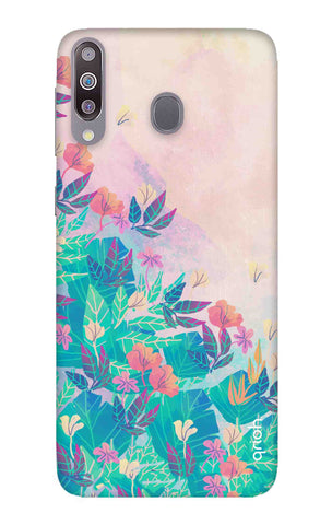 Flower Sky Samsung Galaxy M30 Cases & Covers Online