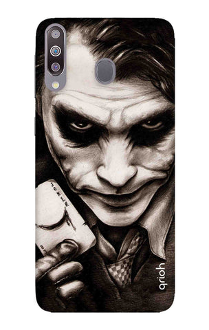 Why So Serious Samsung Galaxy M30 Cases & Covers Online