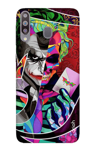 Color Pop Joker Samsung Galaxy M30 Cases & Covers Online