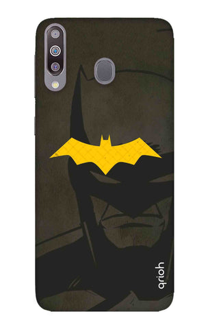 Batman Mystery Samsung Galaxy M30 Cases & Covers Online