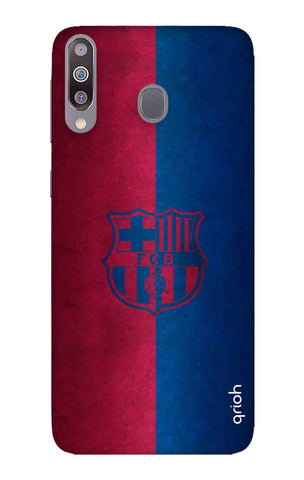 Football Club Logo Samsung Galaxy M30 Cases & Covers Online
