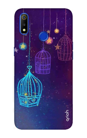 Cage In The Dark Realme 3 Cases & Covers Online
