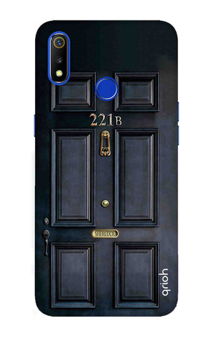 Baker Street Door Realme 3 Cases & Covers Online