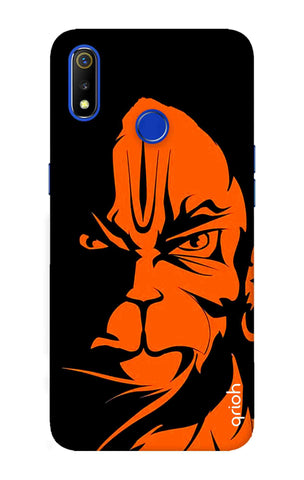 Lord Hanuman Realme 3 Cases & Covers Online