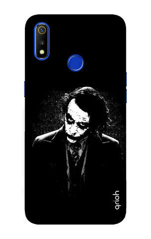 Black Satan Realme 3 Cases & Covers Online