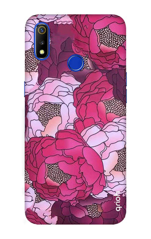 Vector Floral Realme 3 Cases & Covers Online