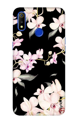 Seamless Flowers Realme 3 Cases & Covers Online