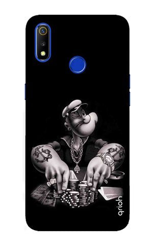 Rich Man Realme 3 Cases & Covers Online